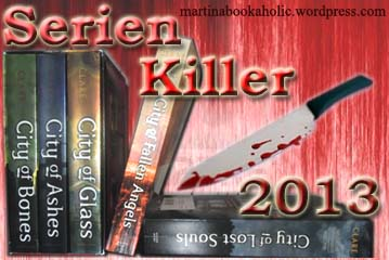 Serien Killer Challenge 2013