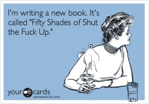 Fifty Shades of Grey Fuck Up