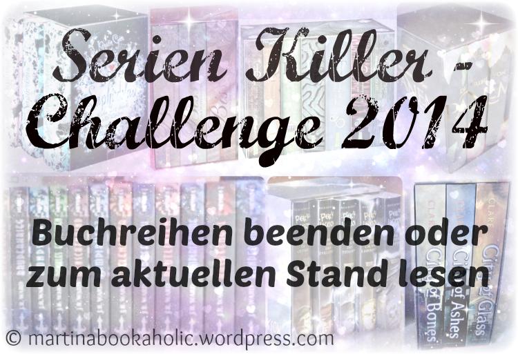 [Challenge] Serienkiller 2014: Buchreihen beenden (3/6)
