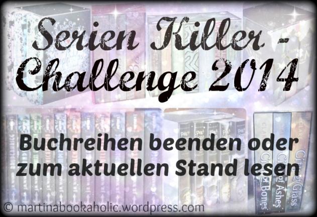 Serien Killer Challenge