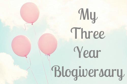 ♥3 Blog Geburtstag♥ (+Gewinnspiel) (1/6)