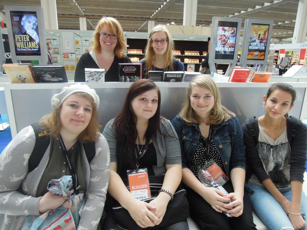 [Kurzbericht] Frankfurter Buchmesse 2014 (3/6)