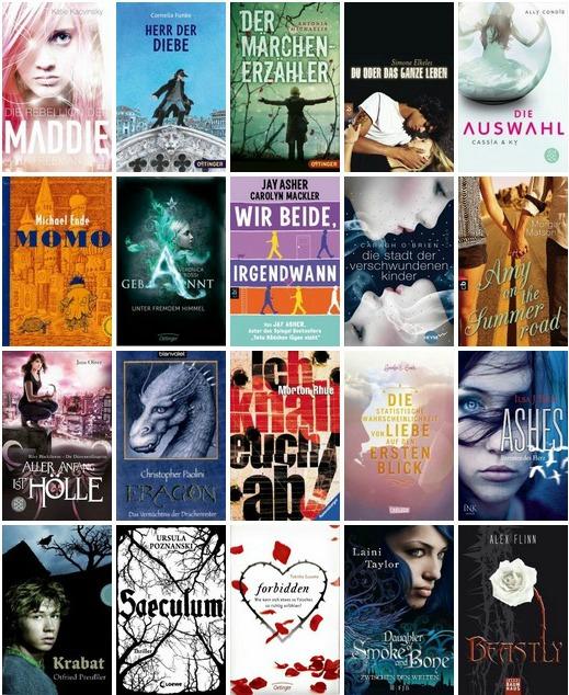 [Challenge] 100 Bücher, die man gelesen haben sollte (6/6)