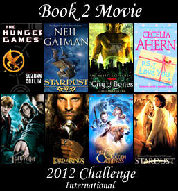 Book2Movie Challenge Big Button
