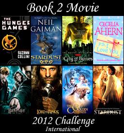 Book2Movie Challenge Big Button