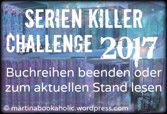 Serien Killer Challenge 2017