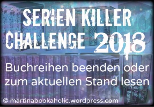Serien Killer Challenge 2018